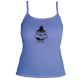 Débardeur Logo bleu